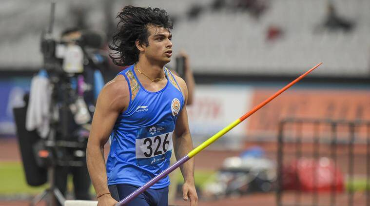 neeraj chopra, neeraj chopra javelin throw, neeraj chopra coach, neeraj chopra olympics, neeraj chopra news, olympics 2020, sports news, indian express