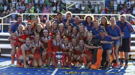 Netherlands beat Ireland 6-0 to win eighth Women's Hockey World Cup title