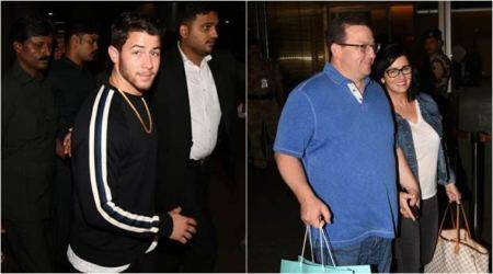 Priyanka Chopra's rumoured boyfriend Nick Jonas arrives in India with parents. Is engagement on thecards?