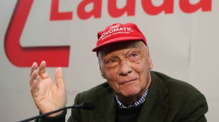 Doctors optimistic about Formula One great Lauda's recovery