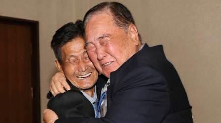 'Way too short:' A 93-year-old meets his North Korean brother