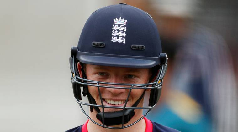 India vs England, Ind vs Eng, Ollie Pope, Ollie Pope batting, Ollie Pope news, sports news, cricket, Indian Express