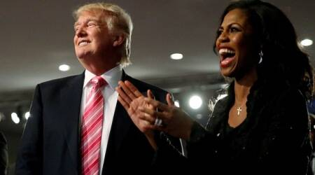 Reality White House: Donald Trump, Omarosa trade insults,charges