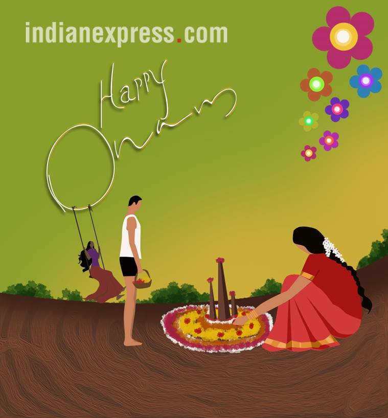 Onam 2018 wishes images quotes messages sms greetings may this be an onam with happiness and prosperity let this be celebrated by every malayali whoever and where ever they may be happy onam m4hsunfo