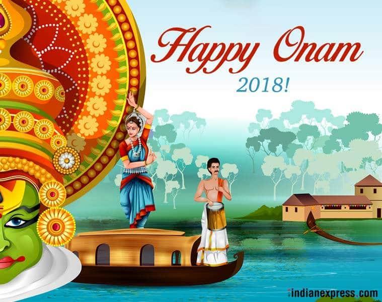 Onam 2018, Onam 2018 Date, Onam Malayalam, Kerala Onam, Onam pookalam, Onam Images, Onam Festival, uthradom, thiruvonam, onasamsakal, onashamsakal, Happy Onam, Onam Wishes, Onam Festival 2018, indian express, indian express news