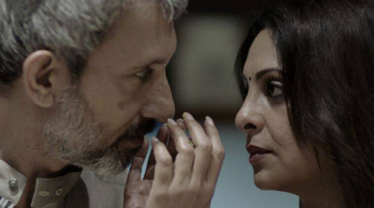 once again trailer with shefali shah and neeraj kabi