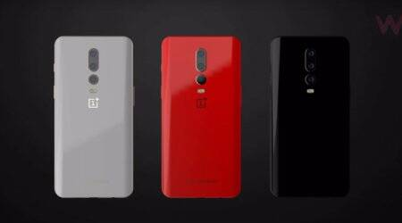 OnePlus 6T render video showcases drop-like notch on front, triple-rear camera