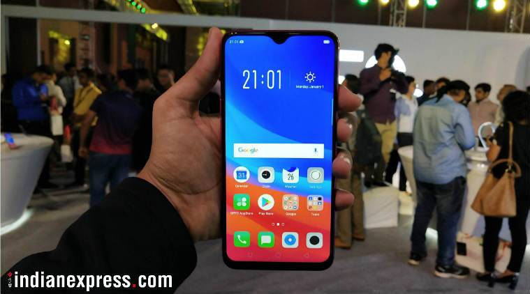 Oppo F9 Pro: Five smartphones that can give it tough