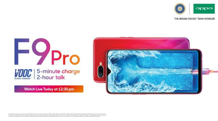 Oppo F9 Pro launch in India highlights: Oppo F9 priced at Rs