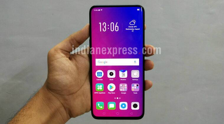 oppo find x review, oppo find x, find x, oppo, oppo find x specifications, oppo find x price in india, oppo find x features, oppo find x india sale, oppo find x availability