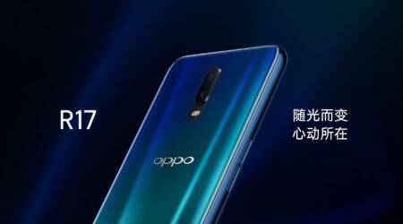 Oppo R17 with 6.4-inch display, in-display fingerprint scanner spotted on official website