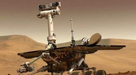 NASA's Opportunity Rover still missing in Martian dust storm