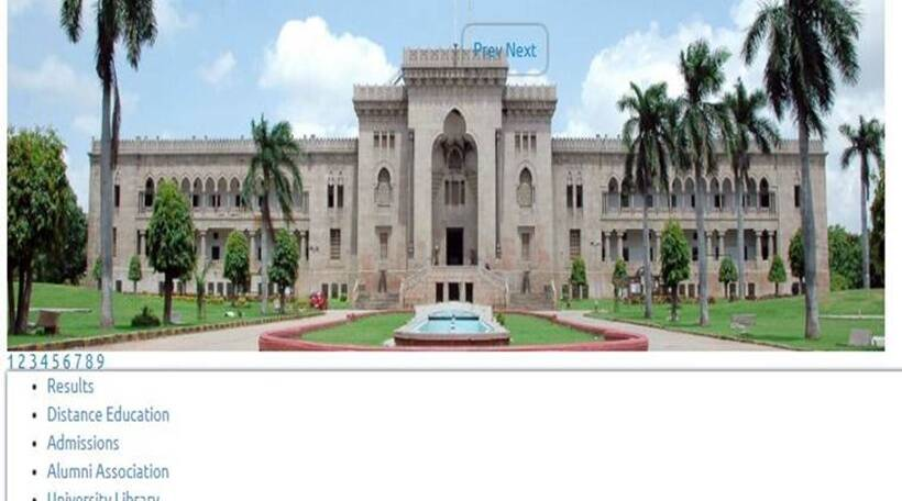Osmania University UG degree result 2018 declared: How to check at