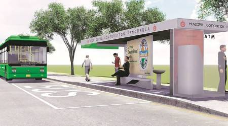 Panchkula bus shelters to get panic buttons for women