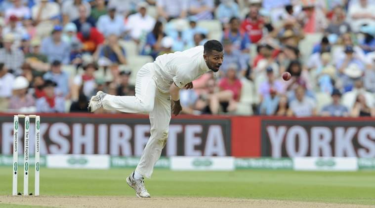 Image result for england vs india 3rd test Hardik Pandya