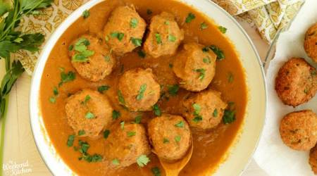 Express Recipes: Paneer and Aloo Kofta Curry