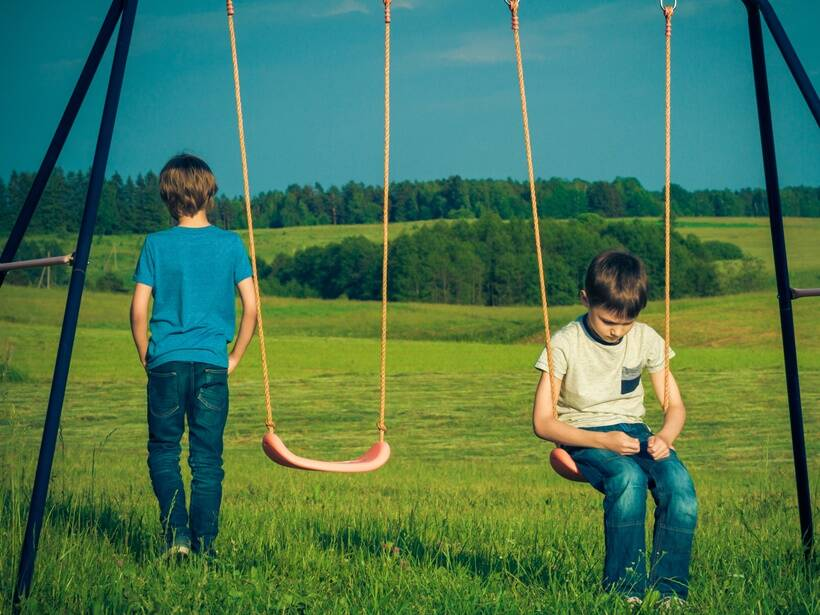 childhood anxiety, social anxiety