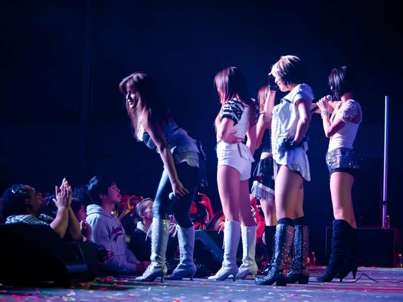 k pop, blush, korean pop