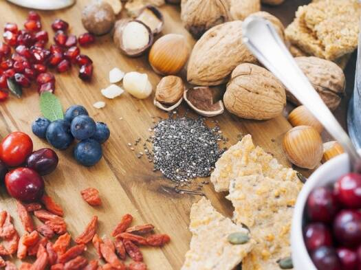 Superfoods are your child'ssuperheroes