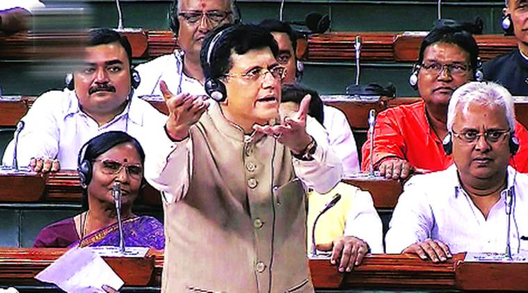 Parliament monsoon session: Discussion on four GST bills gives way to exchange of barbs