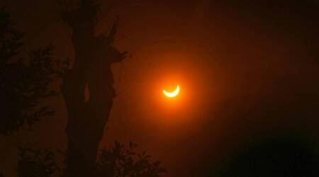 Solar eclipse on August 11, Surya Grahan 2018, Partial solar eclipse 2018, August 11 solar eclipse, Surya Grahan 2018 date and time, partial solar eclipse on August 11, solar eclipse superstitions, how to watch partial solar eclipse, partial solar eclipse live streaming, total solar eclipse, solar eclipse glasses