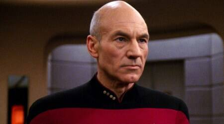 Patrick Stewart to reprise the role of Jean-Luc Picard in new Star Trekseries