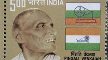 Who is Pingali Venkayya