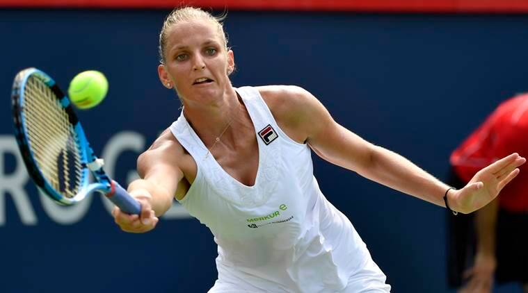 Unseeded Cornet upsets Kerber at Rogers Cup