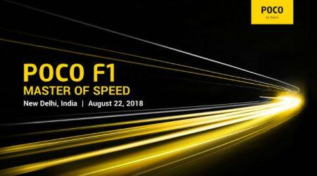 Xiaomi Poco F1 India launch set for August 22, to compete with OnePlus6