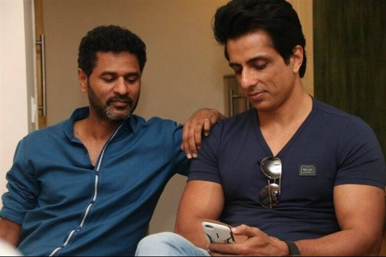 Prabhu Deva - Sonu Sood - Worldfree4u.com Happy Friendship Day