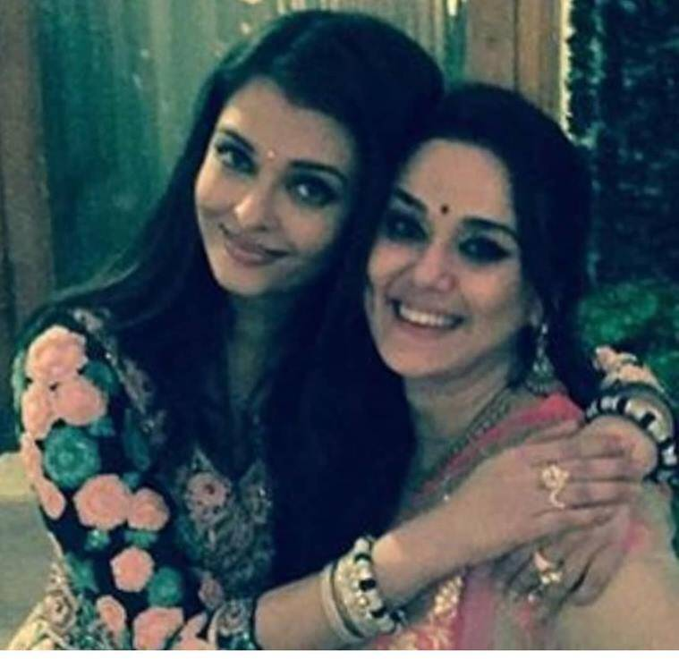 Preity Zinta - Aishwarya Rai - Worldfree4u.com Happy Friendship Day