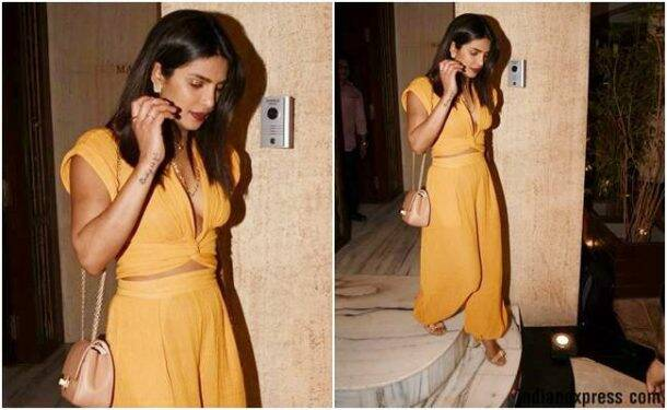 fashion hits and misses, Priyanka Chopra, Janhvi Kapoor, Kareena Kapoor Khan, Karisma Kapoor, Sara Ali Khan, Yami Gautam, Malaika Arora, celeb fashion, bollywood fashion, indian express, indian express news