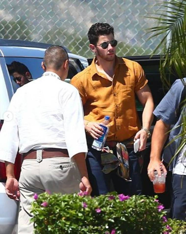 nick jonas in mexico