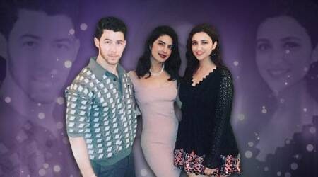 Priyanka Chopra and Nick Jonas engagement bash: Actor looks lovely in a bodycon midi dress