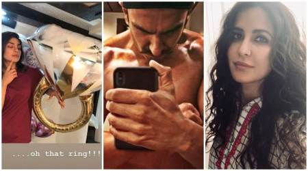 Have you seen these photos of Priyanka Chopra, Katrina Kaif and Ranveer Singh?