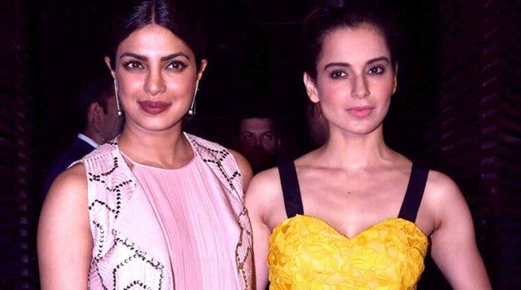 Priyanka Chopra Kangana Ranaut - Worldfree4u.com Happy Friendship Day