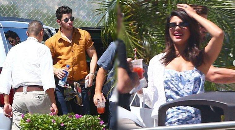 priyanka chopra, nick jonas photos