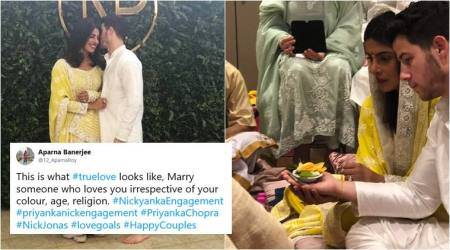 Priyanka Chopra, Nick Jonas make their engagement official; Netizens go crazy with memes and jokes!