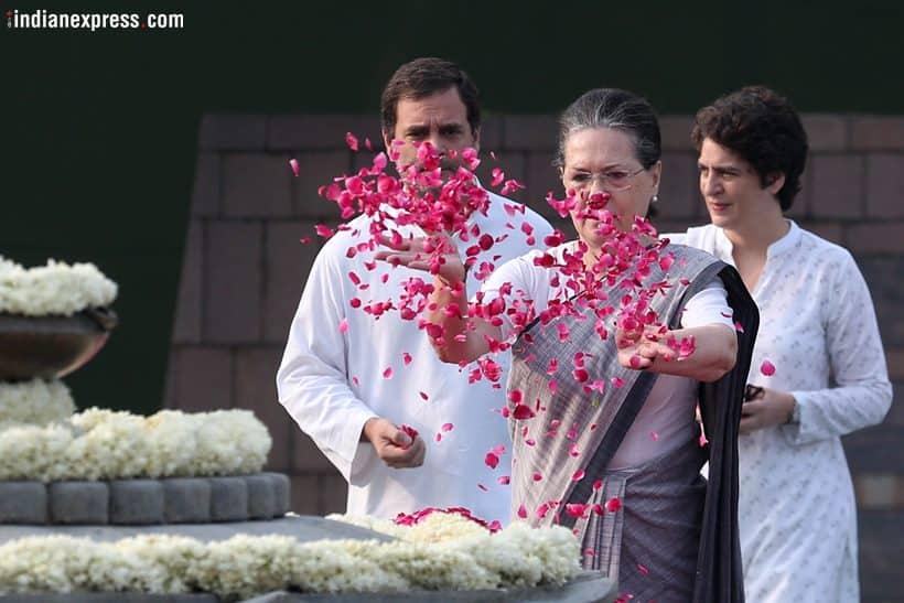 rajiv gandhi, tribute, birth anniversary