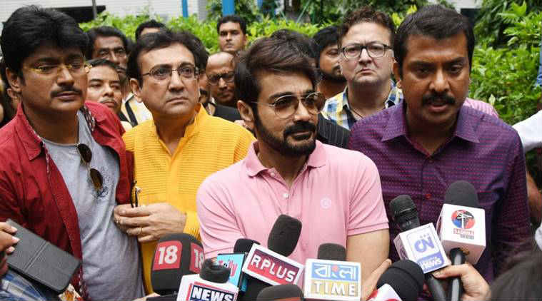 Prosenjit Chatterjee Welfare Association of Television Producers strike