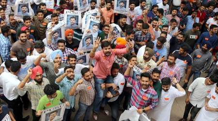 Panjab University students protest against Hindi circular: 'Punjabi should be given priority'