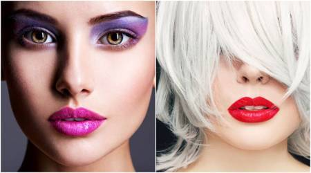 Pinterest top beauty trends 2018: From purple eyeshadow to ash-coloured hair, here's what'shot