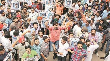 Panjab University student elections: PUSU appoints English PhD scholar Kuldeep Singh as party president