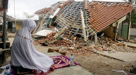 Death toll from quake that hit Indonesia's Lombok island crosses430