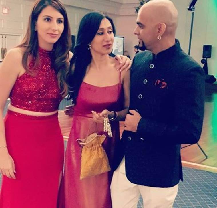 Raghu Ram, Natalie Di Luccio engagement photos