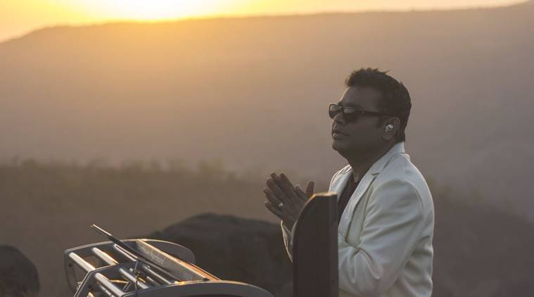 Harmony with AR Rahman