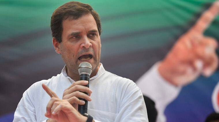 Rahul Gandhi launches party campaign in Rajasthan, targets PM on Rafale again