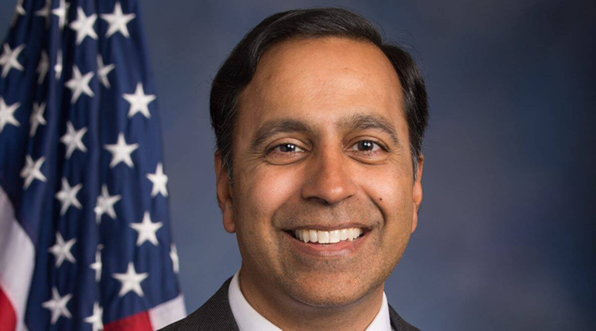 Indian-origin congressman Raja Krishnamoorthi wins US House race