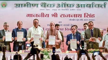 There should be no politics over NRC: Rajnath Singh