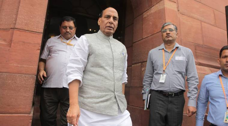 "rajnath singh, Rajnath Singh on terrorism, nsg, national security guard, ""lone wolf"" attackers, do it yourself' terrorists, home minister, terrorism, Terrorits, india news, indian express news"